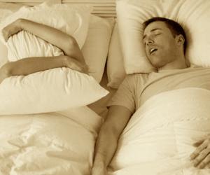Snoring – A Hearing Hazard To Your Bed Partner?