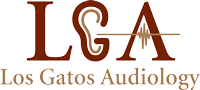 los gatos audiology logo header